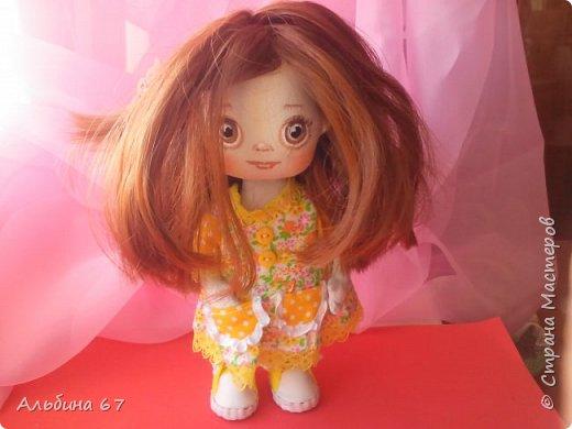 Знакомьтесь, это девочка из серии Блонди, зовут ее также Блонди. Самостоятельная, любопытная, капризная немного. фото 6