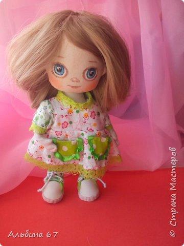 Знакомьтесь, это девочка из серии Блонди, зовут ее также Блонди. Самостоятельная, любопытная, капризная немного. фото 4