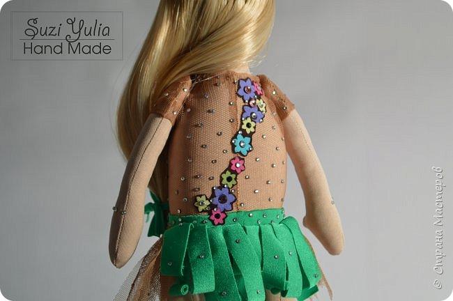 Кукла гимнастка фото 4