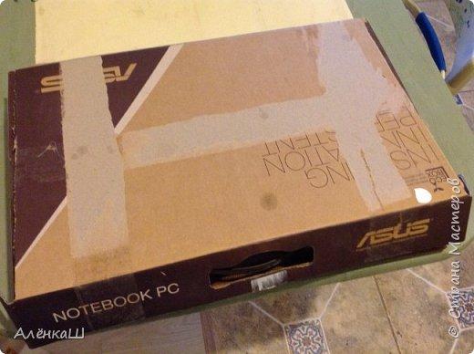 Вот так коробочка выглядит снаружи. фото 2