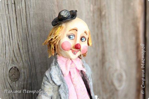Вот слепился новый клоун. фото 4