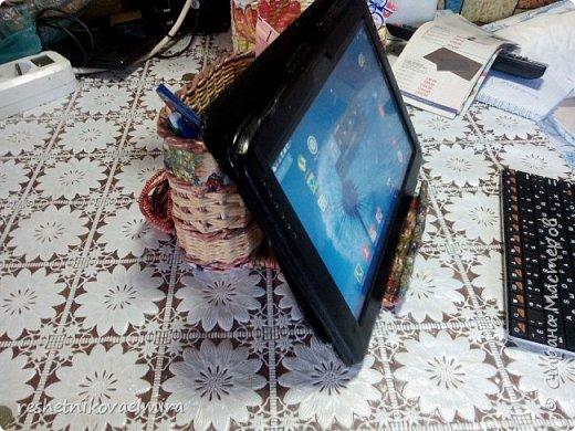Подставочка под смартфон или планшет фото 4
