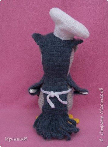 Вдохновили меня совы Тамары Новак и появились на свет новые игрушечки, но по собственному описанию) фото 3