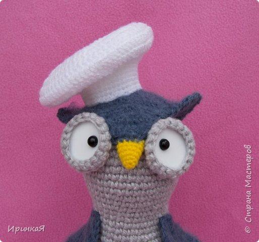 Вдохновили меня совы Тамары Новак и появились на свет новые игрушечки, но по собственному описанию) фото 4
