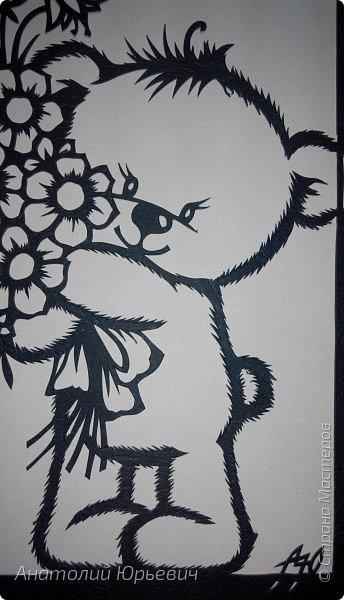 """- Всем добрый день! Вашему вниманию новая открытка которая порадует не только детей, но и взрослых. - Эскиз был выполнен, изменён и доработан под """"вырезалку"""" по работе детского художника-иллюстратора Марины Федотовой. - Размер 12х16см. фото 7"""