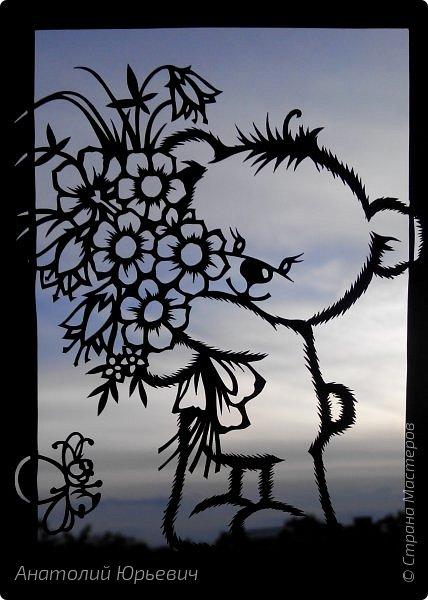 """- Всем добрый день! Вашему вниманию новая открытка которая порадует не только детей, но и взрослых. - Эскиз был выполнен, изменён и доработан под """"вырезалку"""" по работе детского художника-иллюстратора Марины Федотовой. - Размер 12х16см. фото 17"""