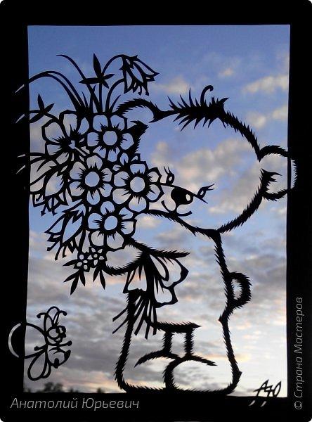 """- Всем добрый день! Вашему вниманию новая открытка которая порадует не только детей, но и взрослых. - Эскиз был выполнен, изменён и доработан под """"вырезалку"""" по работе детского художника-иллюстратора Марины Федотовой. - Размер 12х16см. фото 18"""