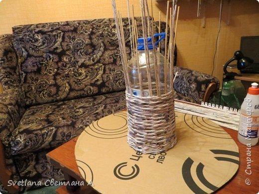 Следующая задумка –сделать что-то чтоб собрать все необходимое для плетения в одном месте. Приедут лапушки внучата и все то, что не на месте будет еще дальше. фото 4