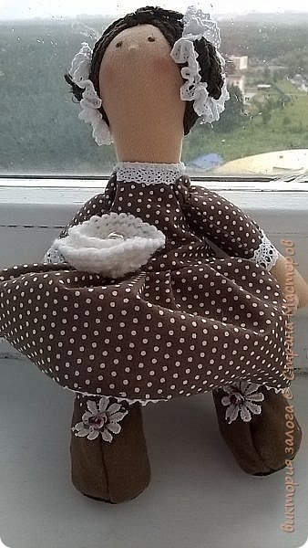 Куколка-кофеечка фото 2