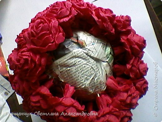 Слоненок Дамбо на день рождения ребенку ( можно и взрослому) Идею  увидела у польской мастерицы Евы Pantak, изменив  ее под себя. фото 12