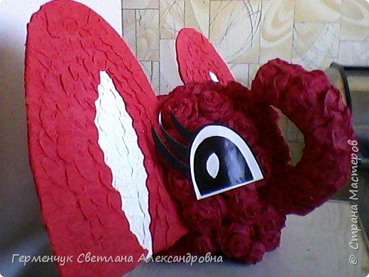 Слоненок Дамбо на день рождения ребенку ( можно и взрослому) Идею  увидела у польской мастерицы Евы Pantak, изменив  ее под себя. фото 15