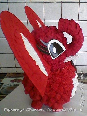 Слоненок Дамбо на день рождения ребенку ( можно и взрослому) Идею  увидела у польской мастерицы Евы Pantak, изменив  ее под себя. фото 23