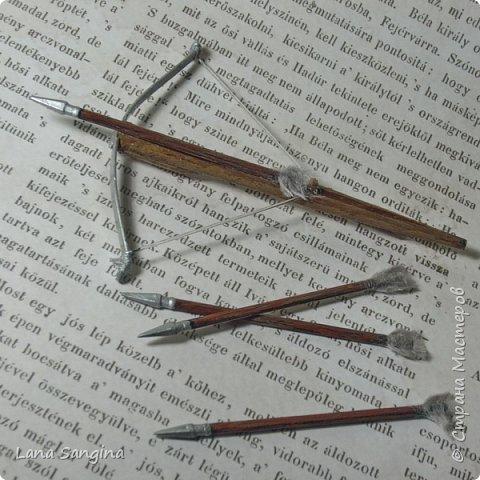Оружие миниатюрное фото 2