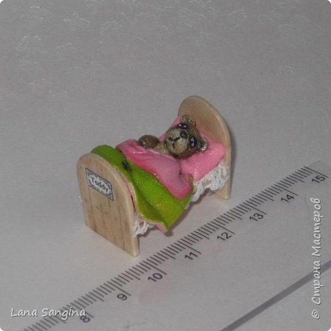 миниатюры для кукольного домика фото 13