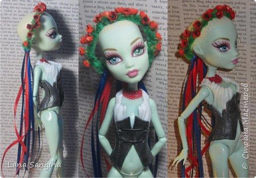 outfit, корсеты для Monster High фото 13