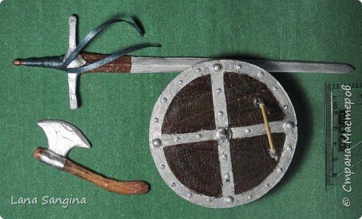 Оружие миниатюрное фото 8