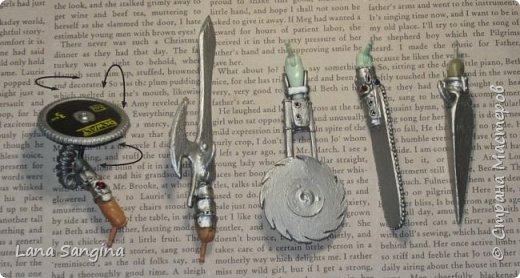 Оружие миниатюрное фото 13