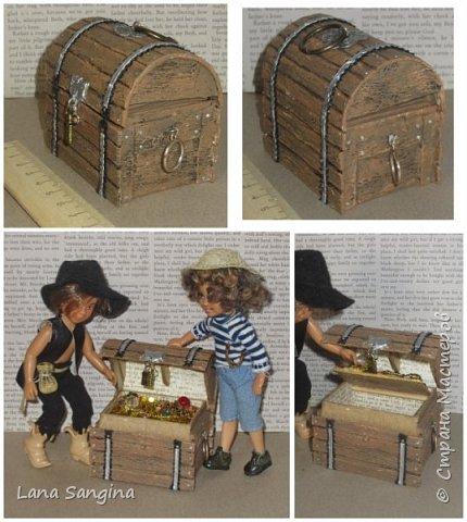 миниатюры для кукольного домика фото 20