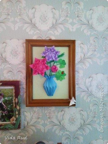 Цветок клевера брала здесь http://stranamasterov.ru/node/212998?c=favorite ,а пионы http://stranamasterov.ru/node/83708 . фото 3