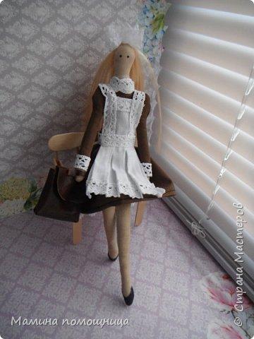 Всем привет! В очередной раз попробовала сшить куклу.  фото 2