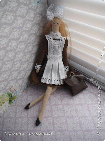 Всем привет! В очередной раз попробовала сшить куклу.  фото 1