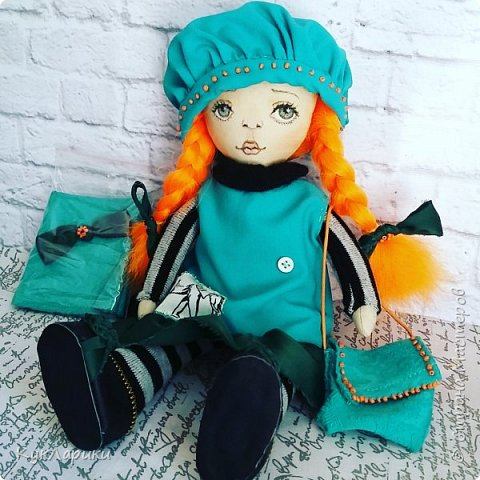 Всем привет!Первая куколка июля - Юля!  фото 2