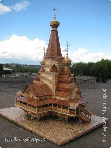 Церковь  Троицы Живоначальной в Томске. 1654 г Не сохранилась фото 1