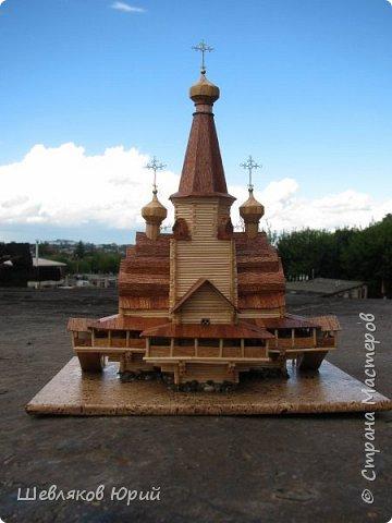 Церковь  Троицы Живоначальной в Томске. 1654 г Не сохранилась фото 2