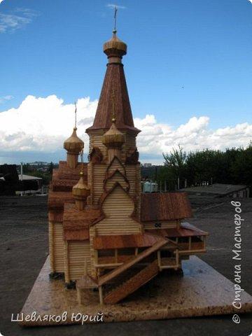 Церковь  Троицы Живоначальной в Томске. 1654 г Не сохранилась фото 3