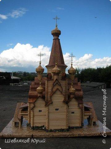 Церковь  Троицы Живоначальной в Томске. 1654 г Не сохранилась фото 4