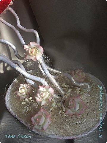 Доброго времени суток все жителям СМ! Заказали мне сделать что-нибудь интересное на годовщину свадьбы.. Представляю фотоотчет о проделанной работе )) фото 5
