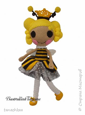 Оригинальная кукла Лалалупси персонаж: Пчёлка. фото 3