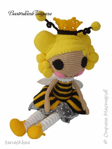 Оригинальная кукла Лалалупси персонаж: Пчёлка. фото 2