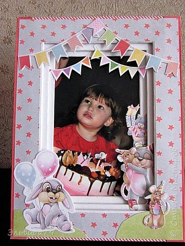 Детская фоторамка фото 2