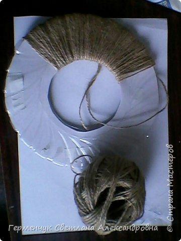 Венок из ракушек фото 4