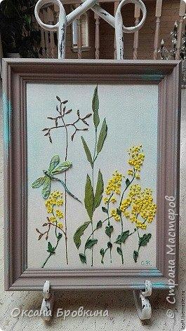 Панно Ботаника фото 1