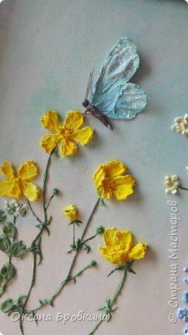 Панно Ботаника фото 4