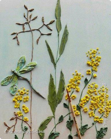 Панно Ботаника фото 3