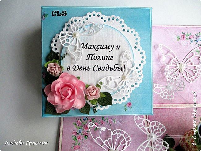 Свадебная коробочка фото 4