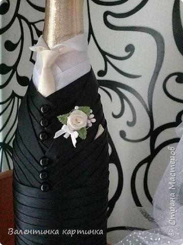 Дети попросили помочь подготовиться к свадьбе. Вот что получилось стиль - айвори.   Бутоньерка Жениха фото 11