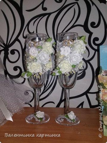 Дети попросили помочь подготовиться к свадьбе. Вот что получилось стиль - айвори.   Бутоньерка Жениха фото 13