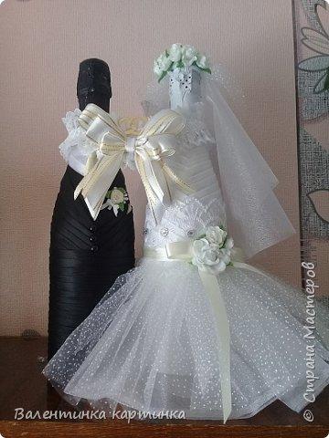 Дети попросили помочь подготовиться к свадьбе. Вот что получилось стиль - айвори.   Бутоньерка Жениха фото 12