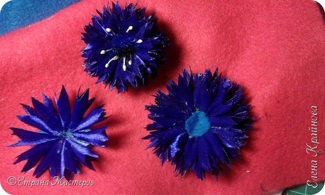 Василечки -  мои любимые цветочки. фото 6