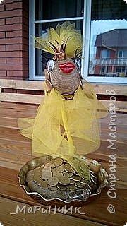 Денежная золотая рыбка.  фото 4