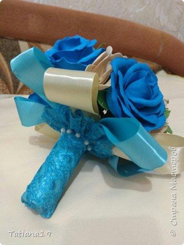 Букет невесты. фото 2