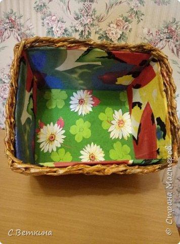 Эта коробочка невероятно мной любимая и сделанная за полчаса) фото 2