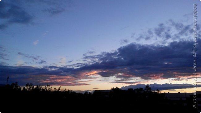 Всем добрый день! Вашему вниманию небольшой фоторепортаж о Подмосковных вечерах. Все фото выполнены из одной точки наблюдения (своего балкона). - Фото сделаны на обычном смартфоне) фото 3