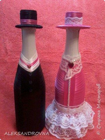Розовая свадьба фото 3