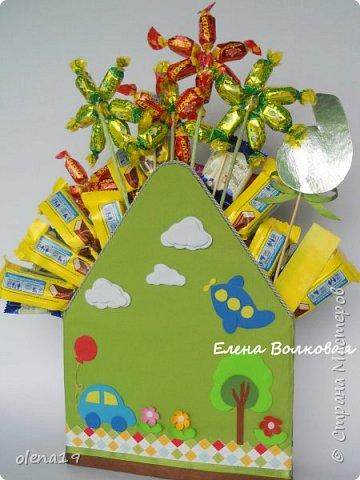 Сегодня одна работа коробка-конверт в подарок мальчику на 6 лет, Спасибо за мк коробки АлёнеTsvoric https://www.youtube.com/watch?v=5edIegm14kA.  фото 5