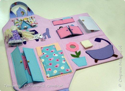 Игровой домик-сумочка фото 2